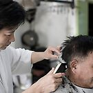 The Barber Shop by Kasi ZX Xie