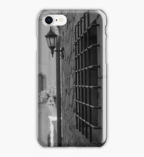 Window Bars iPhone Case/Skin