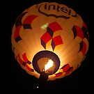 Intel lights the night by Mleahy