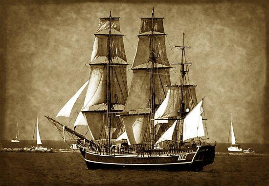 HMS Bounty by Marija
