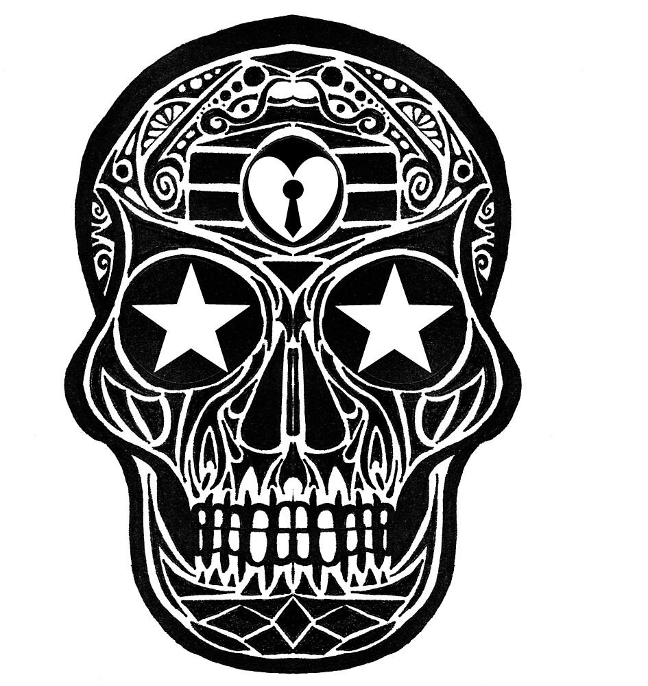 Doom Skull by walter jones