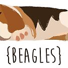 Beagles by Cat O'Brien