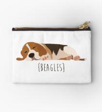 Beagles Studio Pouch