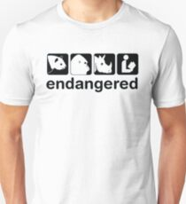 Endangered Unisex T-Shirt