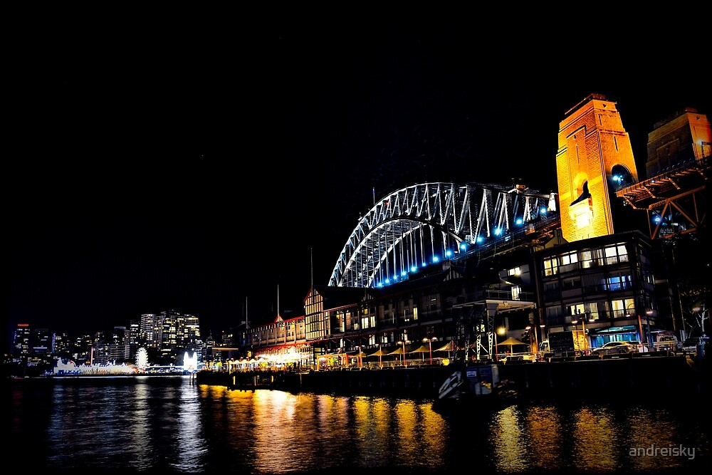 Walsh Bay by andreisky