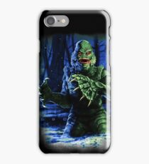 Legend of the Black Lagoon iPhone Case/Skin