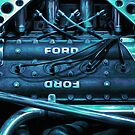 Jackies V8 by Chris Cherry