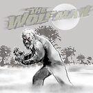 """"""" The Wolfman """" poster by mattycarpets"""