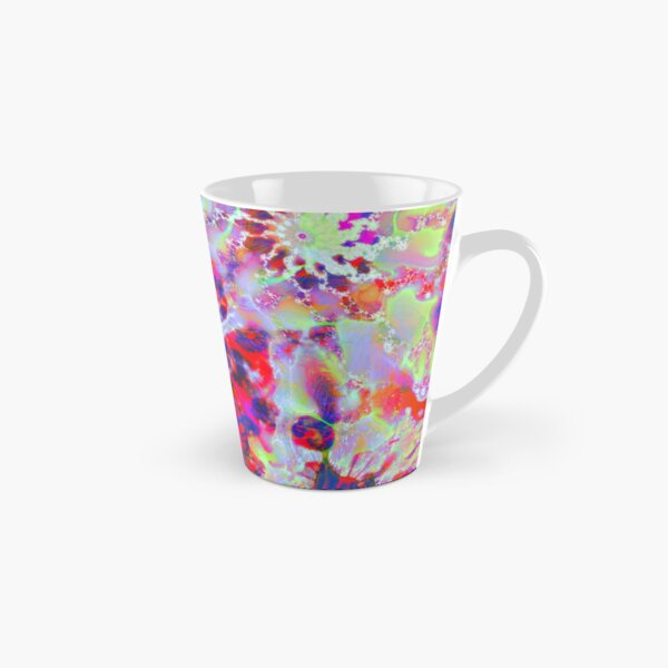 Fractalize Crimson Tall Mug