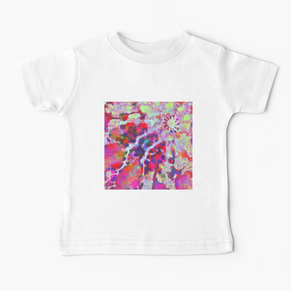 Fractalize Crimson Baby T-Shirt