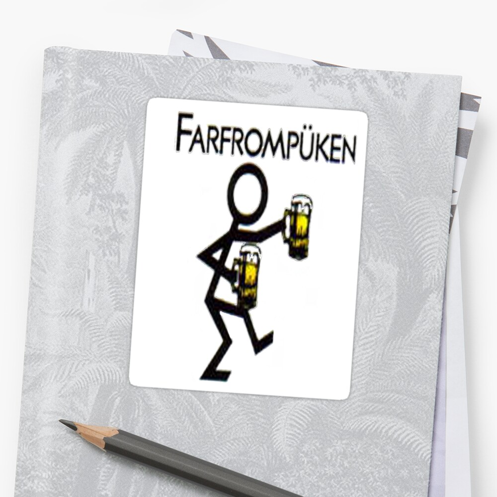 Farfrompukin by GunnBranch