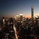 «NYC at Night» de MissCellaneous