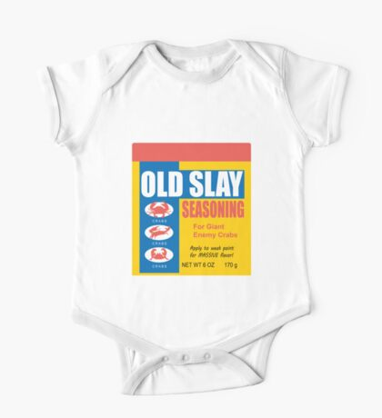 Old Slay Kids Clothes