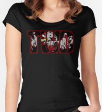 The Walking Dead Women's Fitted Scoop T-Shirt