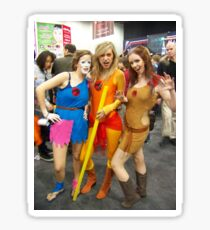 Cosplay Thundercats Sticker