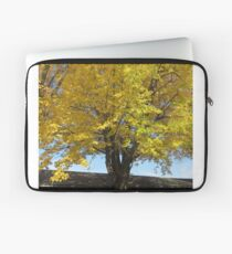 Golden Leaves Laptop Sleeve