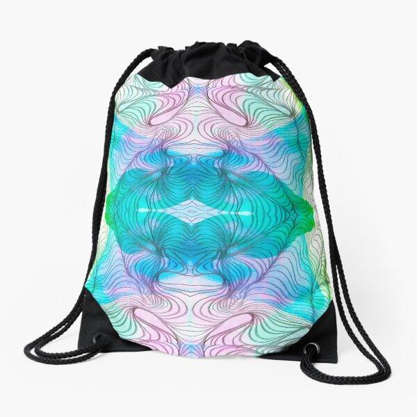 Murmurs 2 Drawstring Bag
