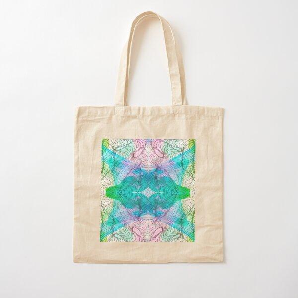 Murmurs 2 Cotton Tote Bag