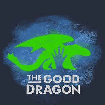 The good Dragon by Kayden007