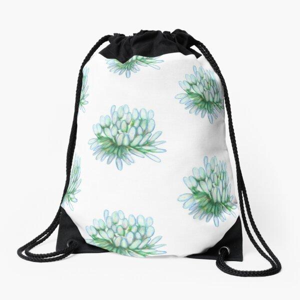 Clover Drawstring Bag