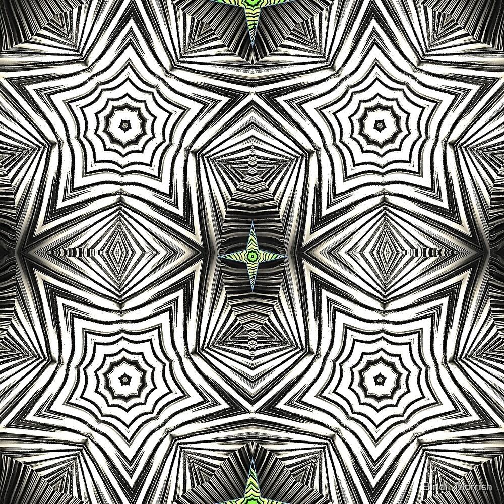 Tribal Palms by Bindi   Morrish