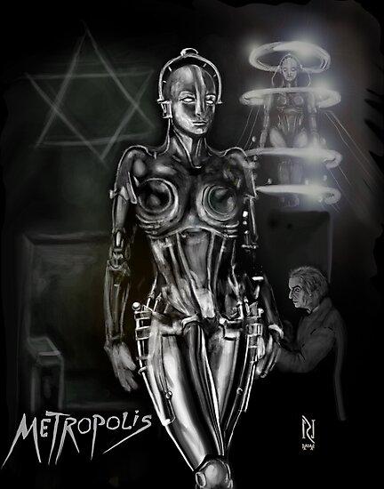 METROPOLIS ! by Ray Jackson
