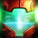 Metroid by Joe Roberts