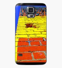 """Vertical Car Yard"" - phone Case/Skin for Samsung Galaxy"