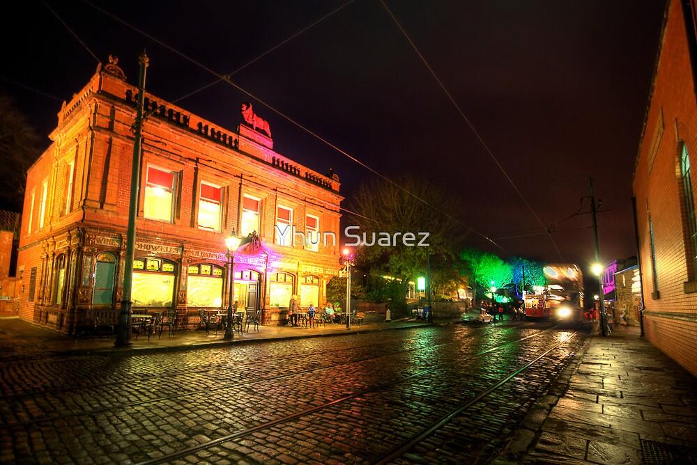 The Red Lion Pub by Yhun Suarez