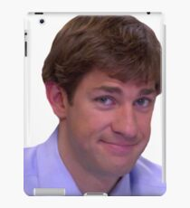 Jim's Smirk - The Office iPad Case/Skin