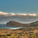 Brunie Lighthouse, a long way away by paulmcardle