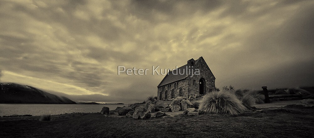 A Land of the Forgiven by Peter Kurdulija