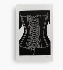 Dee Canvas Print