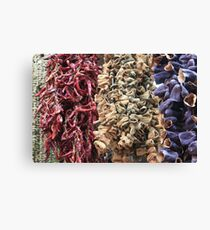 Spicy Istanbul Canvas Print