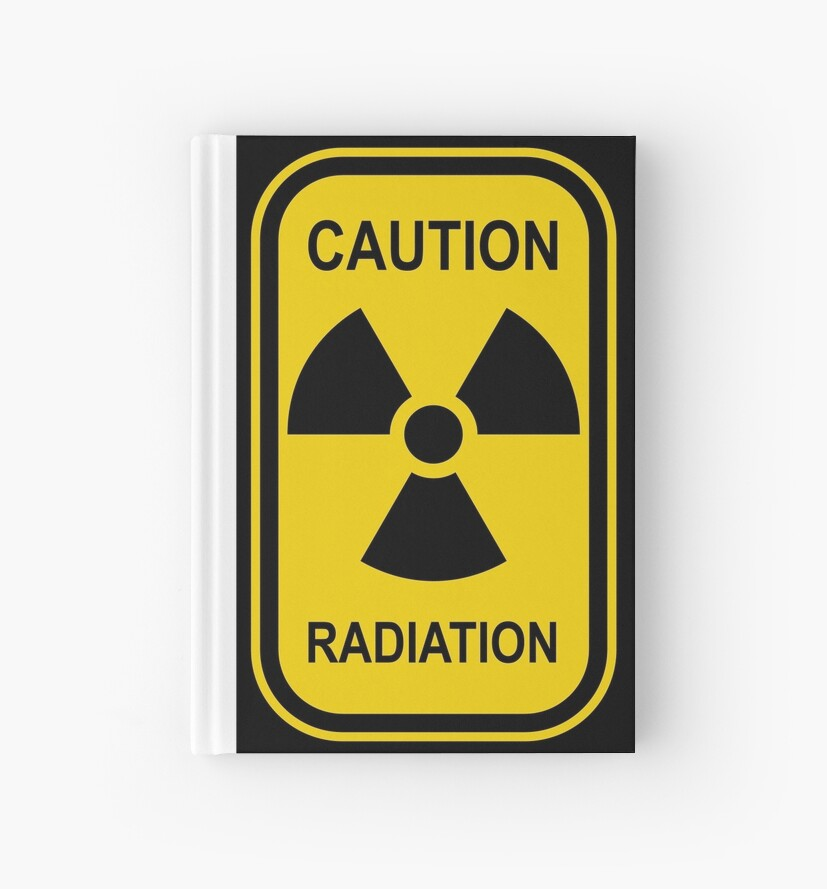Radioactive Symbol Warning Sign Radioactivity Radiation Yellow