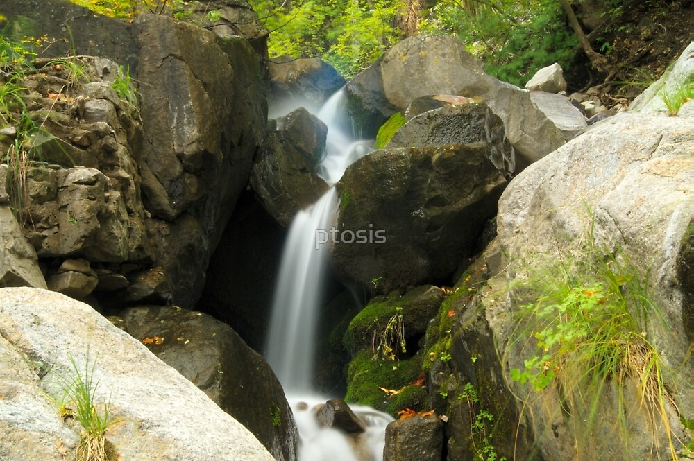 Mountain Stream by ptosis