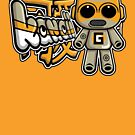 Gadget Mascot Tag by KawaiiPunk
