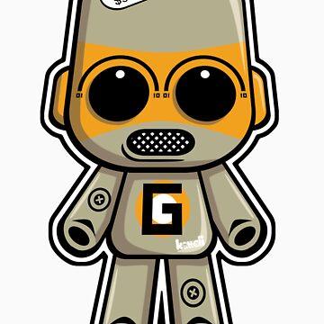 Gadget Mascot by KawaiiPunk