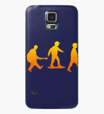 Marty was here Case/Skin for Samsung Galaxy