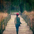 Autumn stroll by Elisabeth Ansley