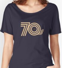 Born in the 70's Women's Relaxed Fit T-Shirt