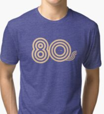 Born in the 80's Tri-blend T-Shirt