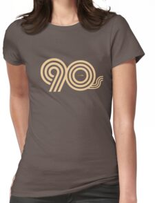 Born in the 90's Womens Fitted T-Shirt