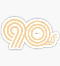 Born in the 90's Sticker