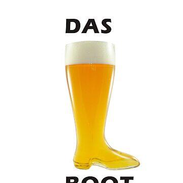 Das Boot by CornrowJezus