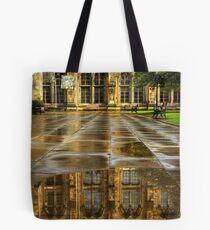 The Quadrangle (3) Tote Bag