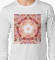 Smoky Pink Mandala T-Shirt