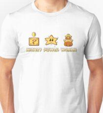 Super Mario Slim Fit T-Shirt