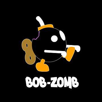 Bob-Zomb by emoryarts