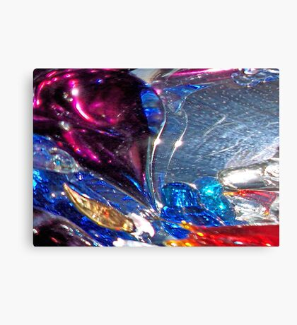 Abstraction Distraction Canvas Print